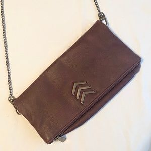 Express Crossbody Purse with Removable Strap